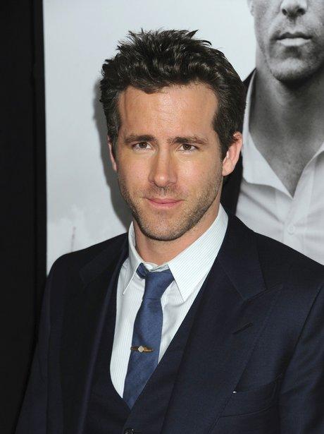 Ryan Reynolds attend film premiere