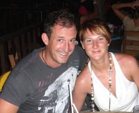 Ewa Kotowicz and Anthony Ormston