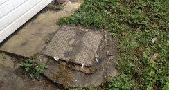 Sewage Flood In Stevenage
