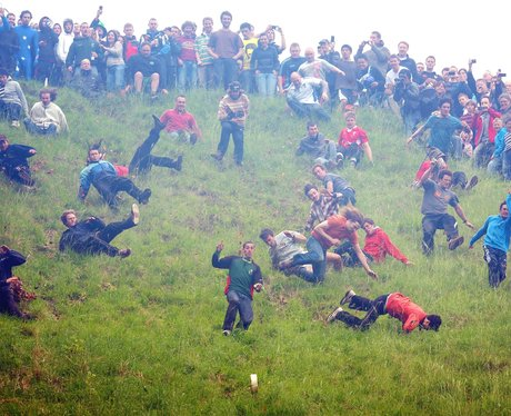 Cheese Rolling in Gloucestershire 2012 7 - Cheese Rolling ...