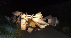 Waterlooville flytipping