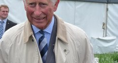 Prince Charles at East of England Show