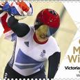 Pendleton Olympic Stamp