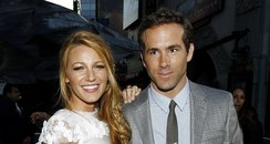 Ryan Reynolds and Blake Lively 2012