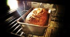 Charlie's banana bread