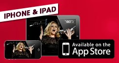 Heart TV on iPad and iPhone