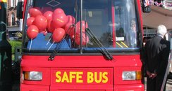 Bournemouth's new 'Safe Bus'