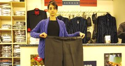 Obese trousers