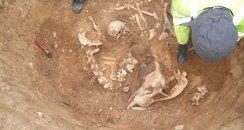 A11 Roman burial