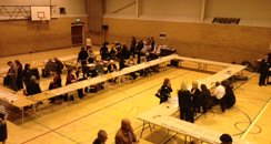Cambridgeshire PCC Election Count