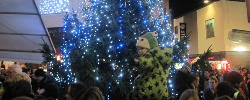 St Austell Christmas Lights