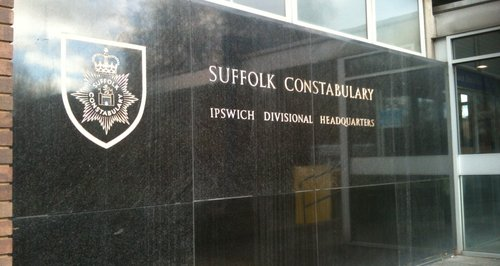 Suffolk Police Ipswich HQ