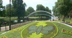 Bedford Butterfly Bridge