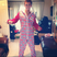 12. Tom Daley stays true to his British roots in this Union Jack onesie!