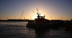 Lowestoft Docks