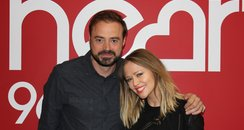 Jamie Theakston and Kimberley Walsh 1