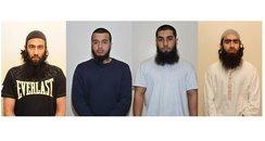 Luton TA Centre Terror Plot