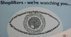 Cambridgeshire Police Post Card