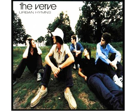 A It S The Verve With Their Britpop Classic Urban Hymns