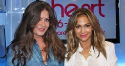 Lucy Horobin and Jennifer Lopez