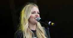 Diana Vickers on stage