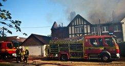 Bursledon Fire
