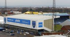 Fratton Park Portsmouth FC Pompey