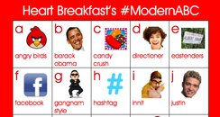 Heart Breakfast's Modern ABC