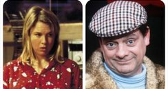 Bridget Jones Vs Del Boy