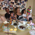 Image 2: Mariah Carey and her family have breakfast on the sofa