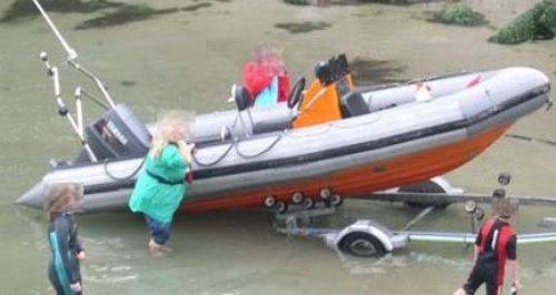 Stolen Littleport Boat