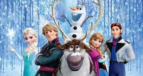 See Disney's Frozen First And For Free - Heart Essex