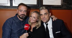 robbie williams heart live artist of the year 2013