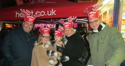 Cosham Christmas Lights