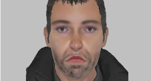 Police release an efit of man they're looking for