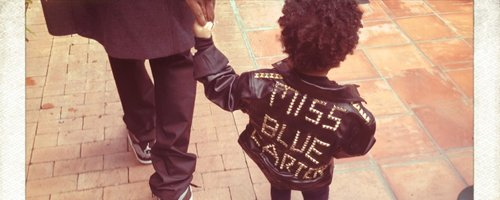 Blue Ivys's personalised jacket