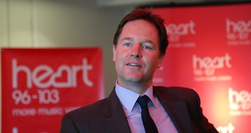 Nick Clegg in Bristol