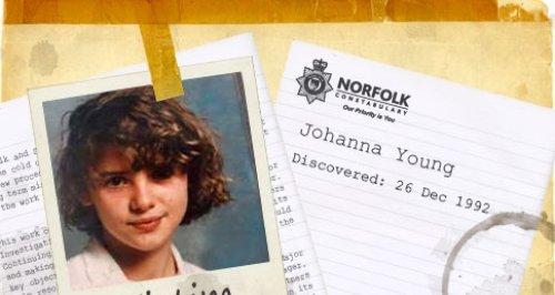 Murdered Norfolk teenager Johanna Young