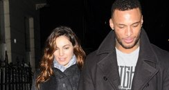 Kelly Brook and Tornado David McIntosh