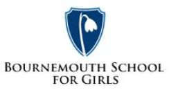 Bournemouth School For Girls logo