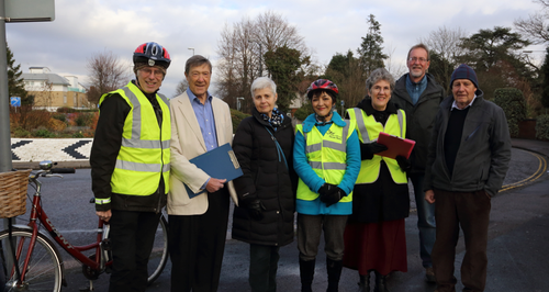 Cambridge Fendon Roundabout Campaigners