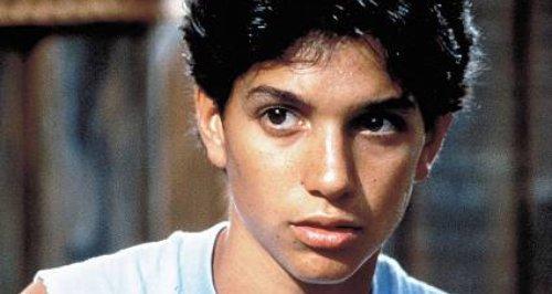 Ralph Maccio in The Karate Kid