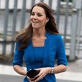 kate middleton at Northolt High School