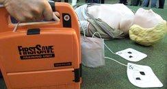 defibrillator heart