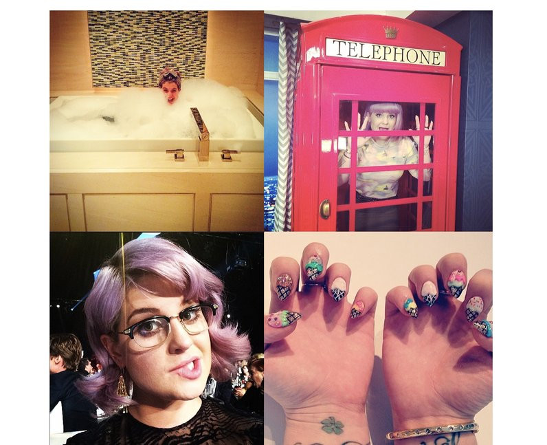 16. Kelly Osbourne: Rock Chick - Celebrities On Instagram ...Kelly Osbourne Instagram
