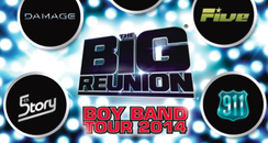 Poster for The Big Reunion