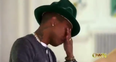 Pharrell crying