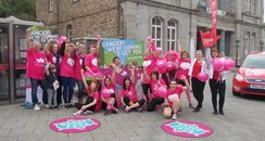 Race For Life Launch Falmouth