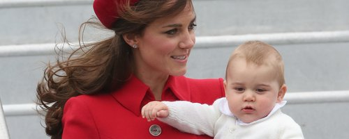 Prince George's Cutest Pictures
