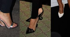 Celebrity Shoes Megapod Canvas